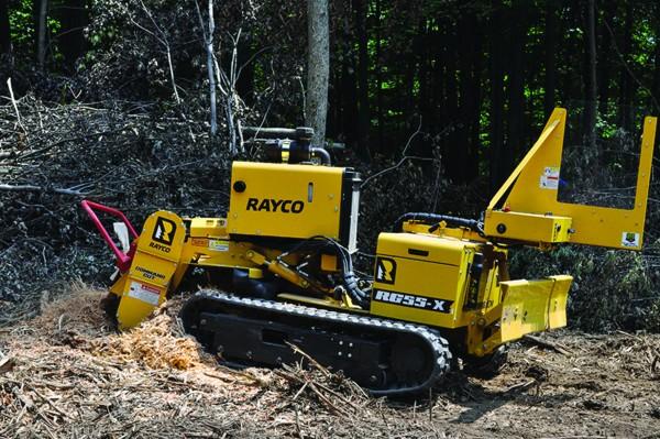 Rayco RG55 Trac Jr