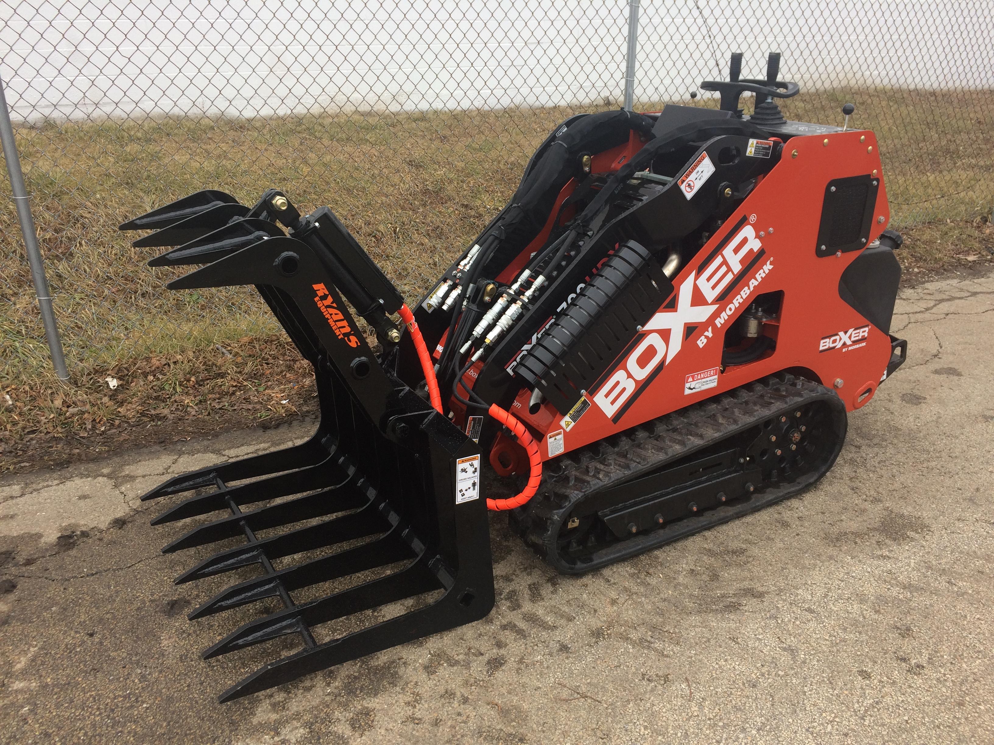 Boxer 700hdx Mini Skid Steer New Amp Demonstrator