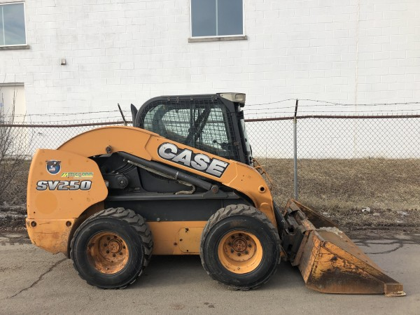 2012 Case SV250 Skid Steer