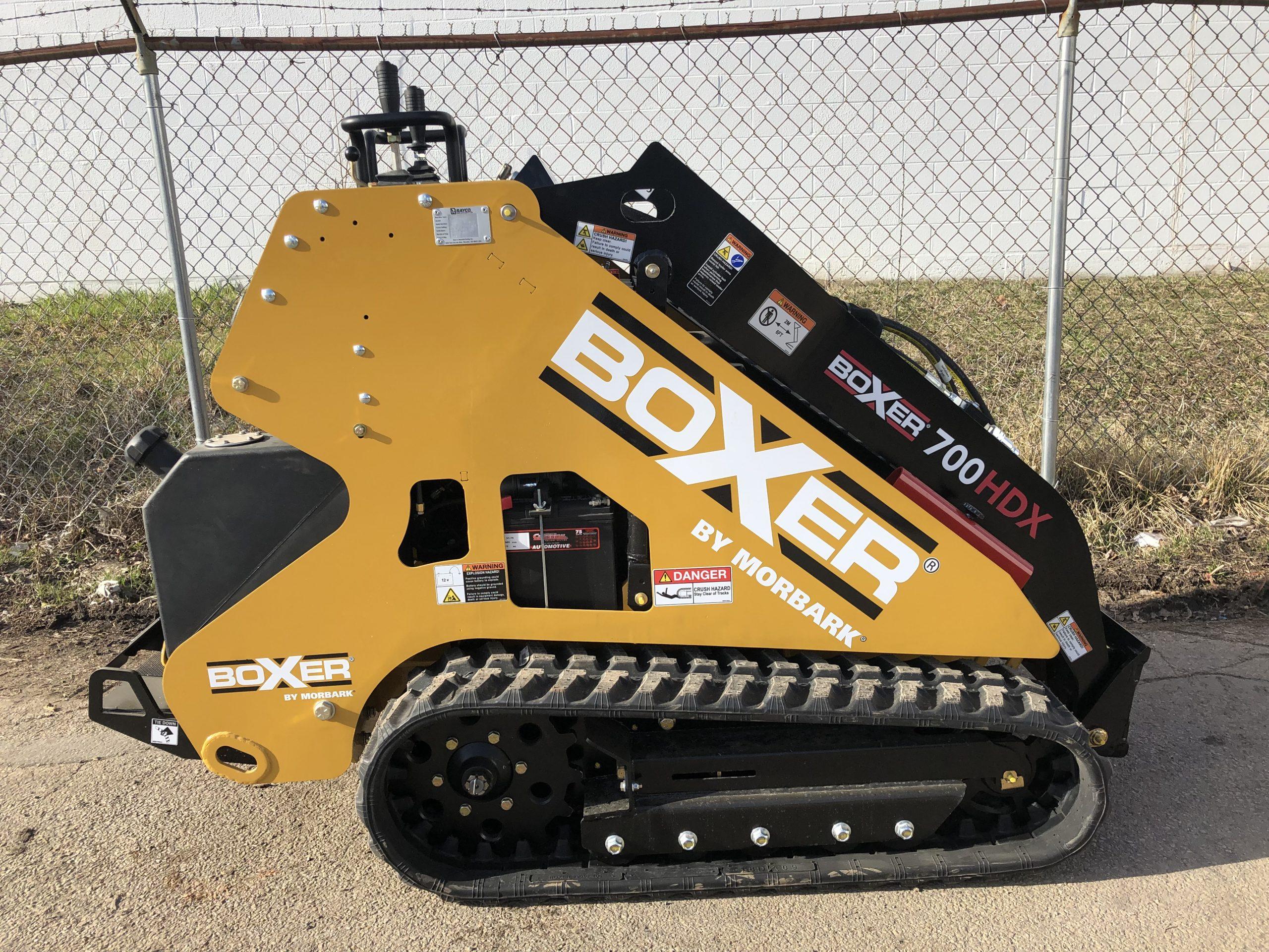 Boxer 700HDX