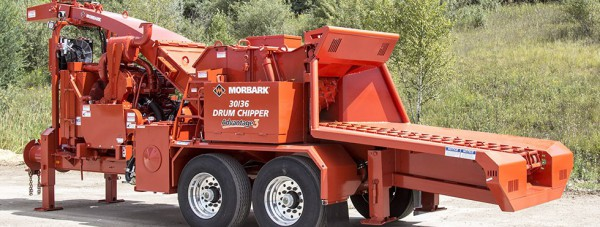 Morbark 30/36 Whole Tree Chipper
