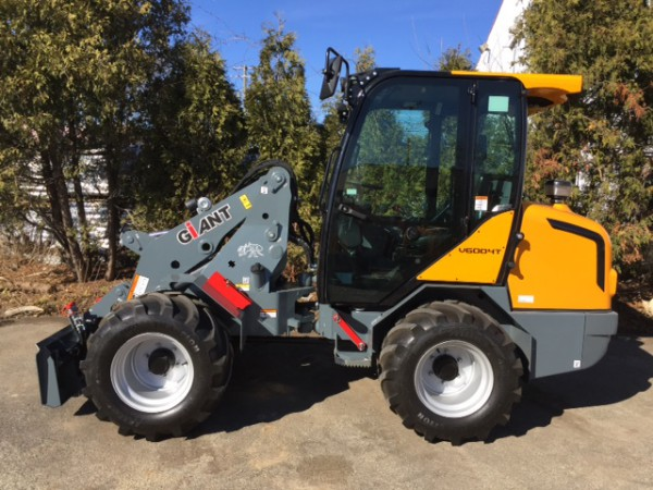Giant V6004T Compact Wheel Loader