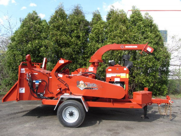 USED BRUSH CHIPPERS