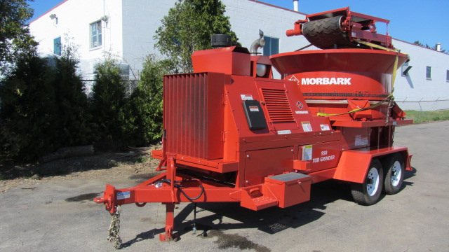 Morbark 950 Tub Grinder New Amp Demonstrator 207 500