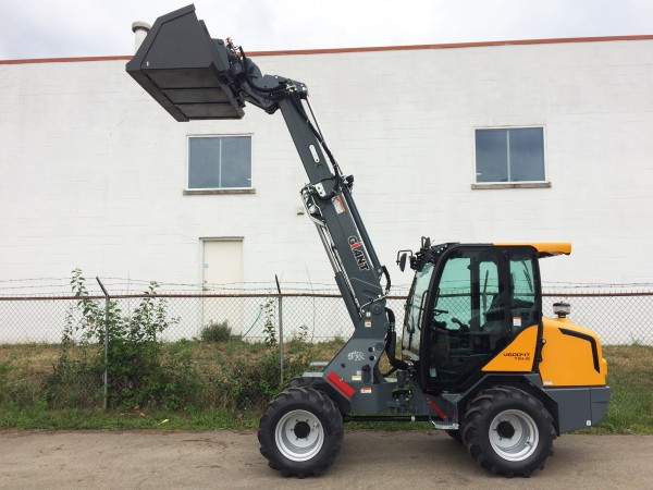 Giant V6004T TELE Compact Wheel Loader