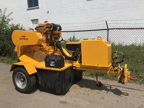 Carlton 7500 Stump Grinder / Demonstrator / $52,900