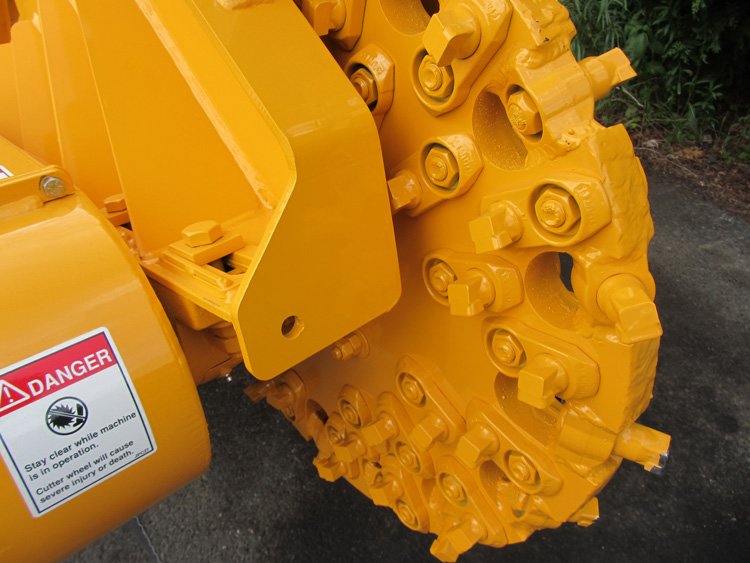 Carlton 7015 / Stump Grinder / Demonstrator / $71,700