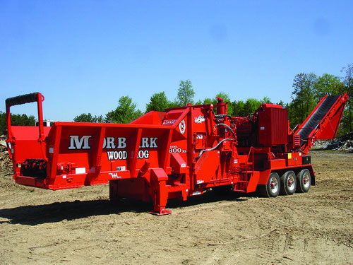 Morbark 4600XL Horizontal Grinder / New / From $850,000